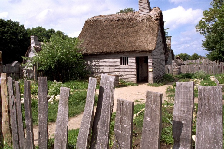 CHECK OUT PLIMOTH PLANTATION!